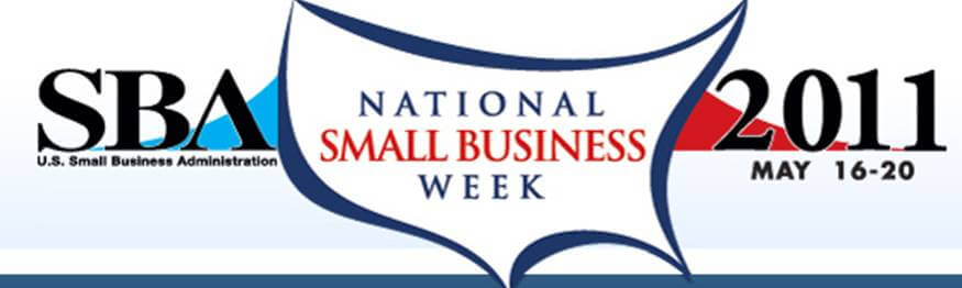 It's National Small Business Week! We Salute You by Giving Away Our Stuff