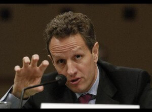 timothy geithner treasury secretary