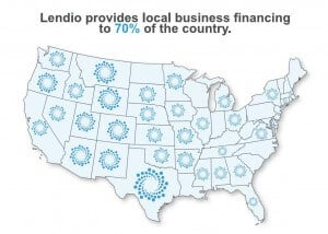Lendio Adds 40 Banks, Offers Local Business Loans to 70% of the U.S.