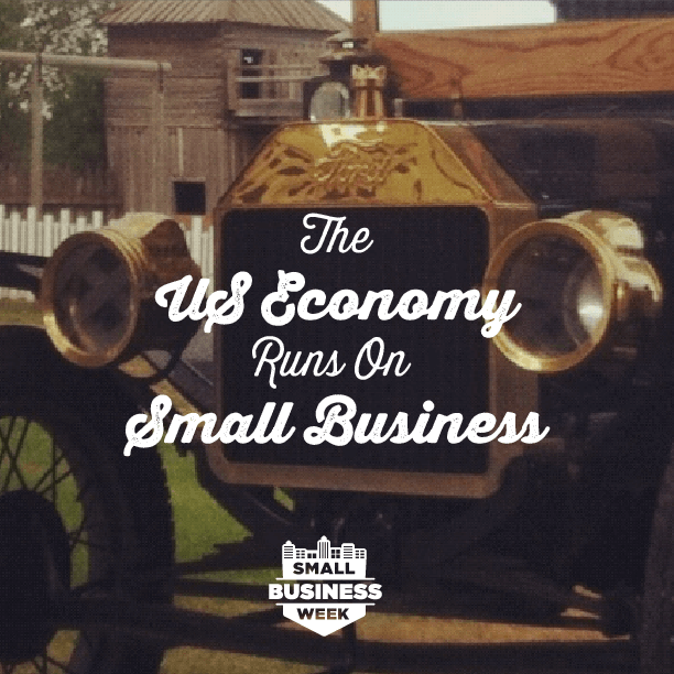 Did you know that two out of three of the jobs in the US are provided by small business?