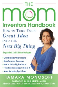 The Mom Inventors Handbook (2nd Edition) Final Book Cover 2014