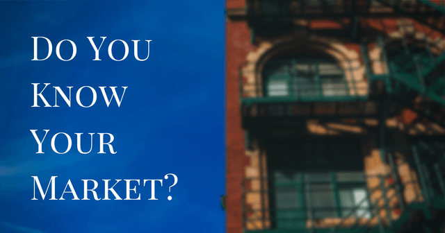 Do You Know Your Market-