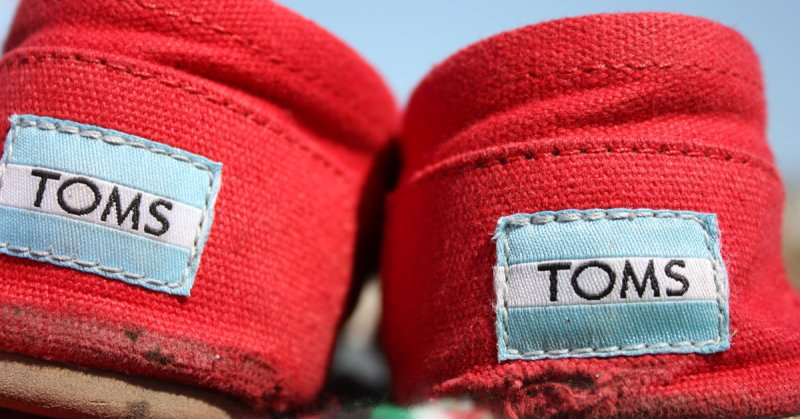 3 Ways to Build A Brand Like TOMS