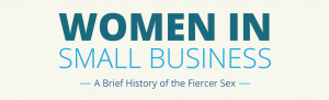 History of Women in Small Business