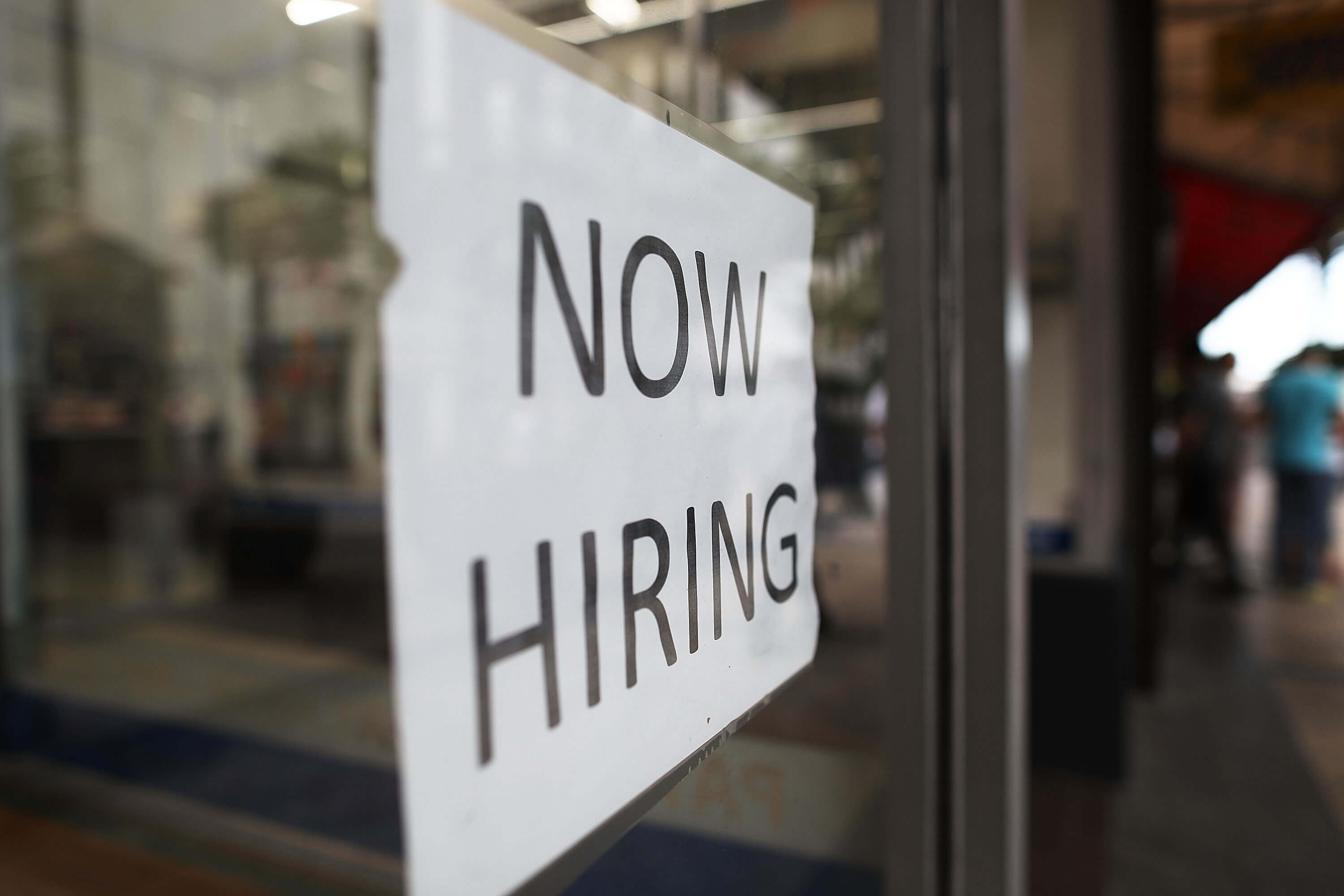 Official Unemployment Rate Drops to Lowest Point in 10 Years