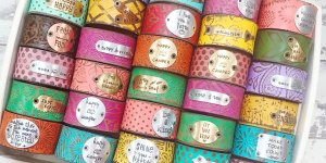 leather cuff bracelets by small business Hello Holly
