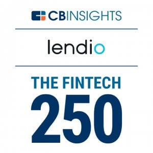 Lendio Named to the 2018 CB Insights Fintech 250 List of Fastest-Growing Fintech Startups